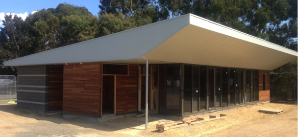 NEW CLUBROOMS OPENING DECEMBER 2015