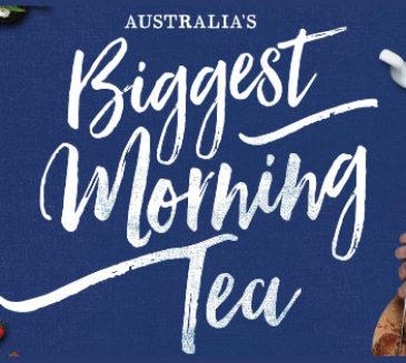 Biggest Morning Tea