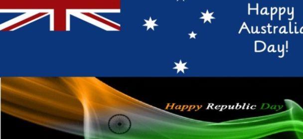 Australia Day/Republic Day/Lohri 2018